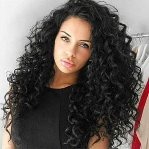 Natural Color Natural Wave Brazilian Virgin Human Hair Wig Lace Front Wigs