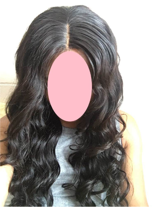 Body Wave Silk Base Closure With Bundles
