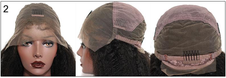 RosaQueenHair.com full lace wig cap,all lace,cap2