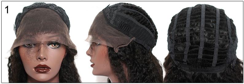 RosaQueenHair.com full lace wig cap,Full Lace Cap with Stretch,CAP1