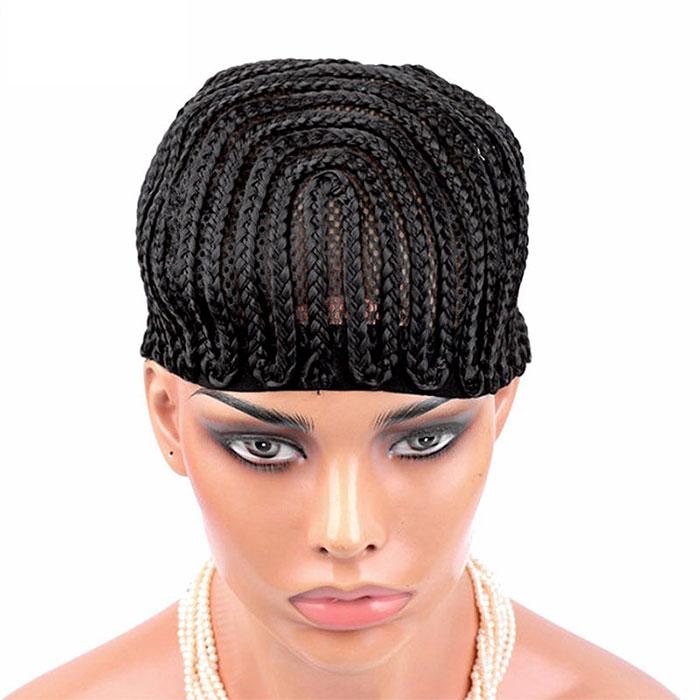 pre braided cap