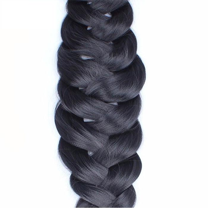 synthetic hair braid